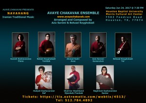 Avaye Chackavak Version 7 050317